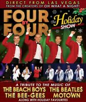 "FOUR BY FOUR - ""The Holiday Show"" is coming to Halifax"