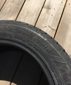 4 Winter Tires (Volkswagen)