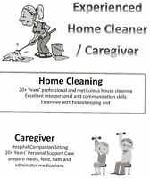 Home or office cleaner $12 per hour