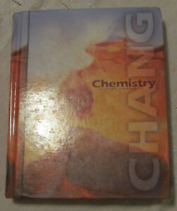 Chemistry, 7th edition - Chang