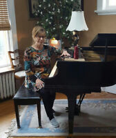 PIANO LESSONS FOR CHRISTMAS!