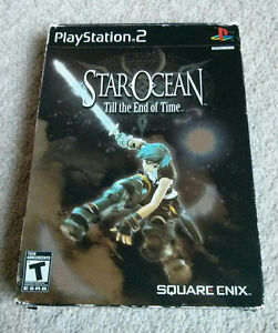 Star Ocean: Till the End of Time - Playstation 2