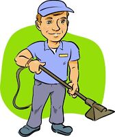 Help wanted. office cleaner nisku