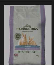 Harringtons Rabbit food 10kg