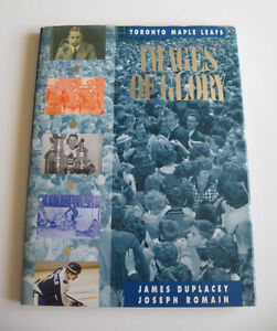 Toronto Maple Leafs: Images of Glory, Hardcover with Dust Jacket