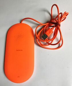 Nokia Wireless Charging Plate - Orange