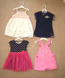 Dresses, Puma Outfit, Summer Things - 24m, sz 2, 3
