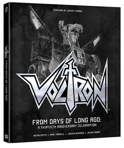 Voltron: From Days of Long Ago. Book