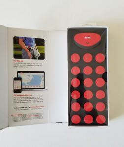 GAME GOLF Live GPS Real Time Automatic Shot Tracking System