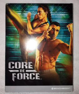 Beach body Core de Force workout dvd