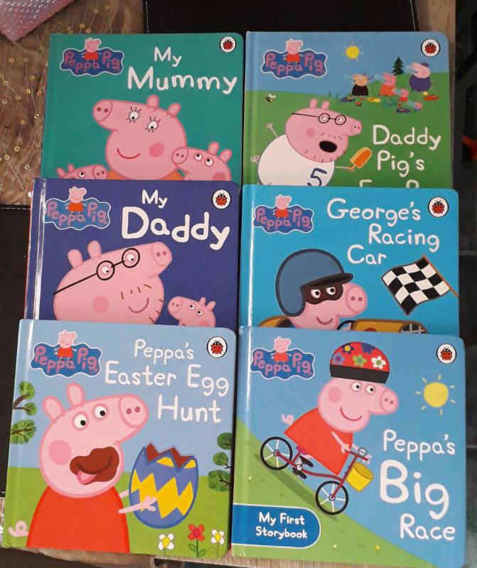 Various Peppa Pig Books In Norwich Norfolk Gumtree
