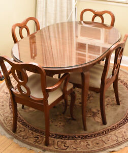 Gibbard Solid Cherry Dining Room Set