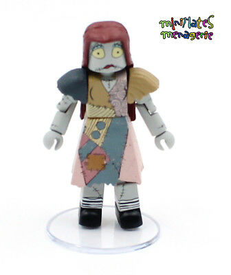 Nightmare Before Christmas Minimates Halloween Town Sally the Rag Doll (The Nightmare Before Christmas Halloween Town)