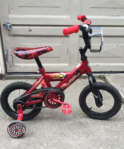 Boys Cars bike