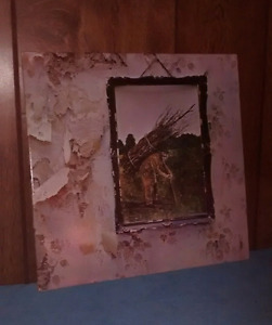 Led Zeppelin Record - Led Zeppelin IV