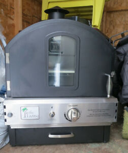 Outdoor Gas Oven (Pizza/Bread/BBQ/Roasts)