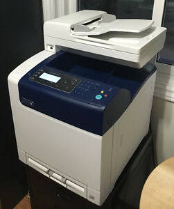 Xerox 6505 WorkCentre Colour Laser Print/Scan/Copy/Fax