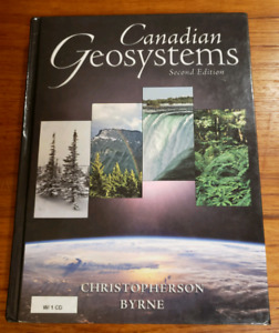 Canadian Geosystems - An Introduction to Physical Geography