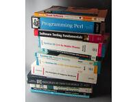 job lot 13 IT/Engineering/computer books