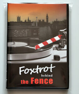 Foxtrot Behind The Fence DVD Brand New Sealed. Mega RaRe!