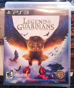 PS3 Legend Of The Guardians