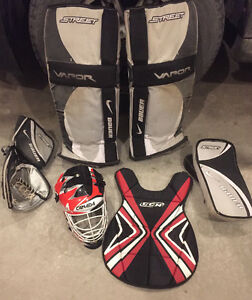 Street/road hockey set
