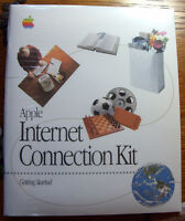 Apple Internet Connection Kit - Vintage - Sealed - $5.00