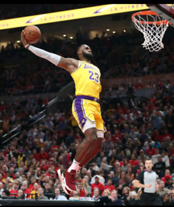 Sold out group tickets near courtside*SEE LEBRON DUNK UP CLOSE!*