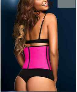 Brand new Latex Waist Body Shaper size:from XS-6XL, 3 colors Kawartha Lakes Peterborough Area image 10