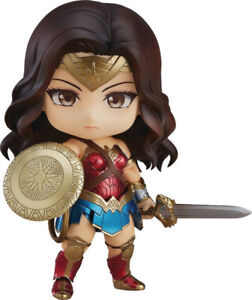 Nendoroid Wonder Woman Hero's Edition Action Figure in store!