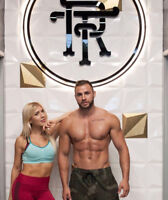 HIRE PRO FITNESS MODEL TO COACH YOU TO YOUR GOALS