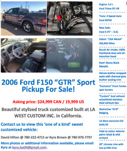 Ford Gtr Kijiji In Alberta Buy Sell Save With Canada S 1