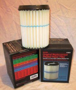 Sears Wet/Dry Vacuum filters – BNIB