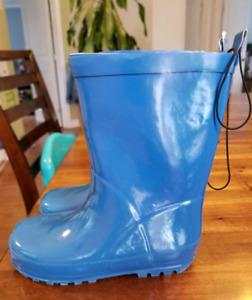 Bottes de pluie grandeur 11