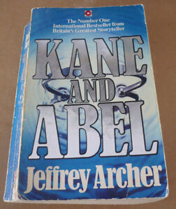 Kane and Abel-Jeffrey Archer-paperback + bonus book