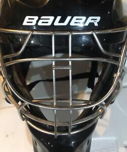 Goalie masks USED