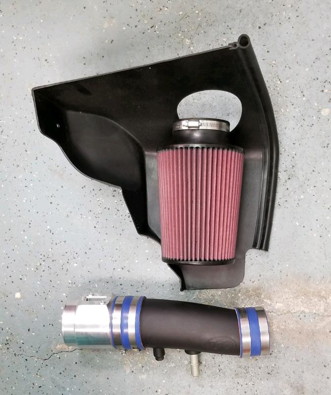 2011-2014 Mustang V6 Cold Air Intake