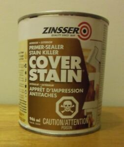 Primer Sealer . . . COVER STAIN << NEW >>    1 L