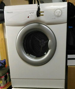 Eurotech dryer apartment size