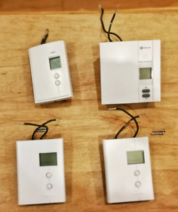 Quatre thermostats