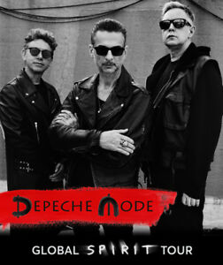Depeche Mode - Single Ticket Vancouver