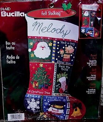 Christmas Stocking Sale (Bucilla