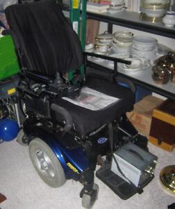 Invacare Pronto M94 SureStep Power Wheelchair,