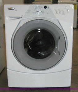 Broken Front load whirlpool washer for parts or to fix