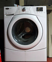 Free washer for parts.  Serial and model number included