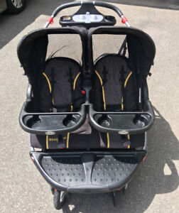 Double Stroller with mp3 80$