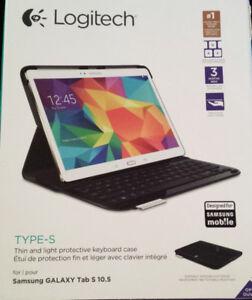 Étui Clavier pour Tablette Samsung Galaxy 10.5