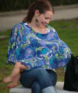 A nursing cover / multi way scarf 2 colour options Peterborough Peterborough Area image 2