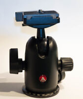 Manfrotto 498RC2 Ball Head with Plate