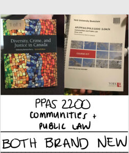 diversity, crime, and justice in Canada Textbook 2nd edition